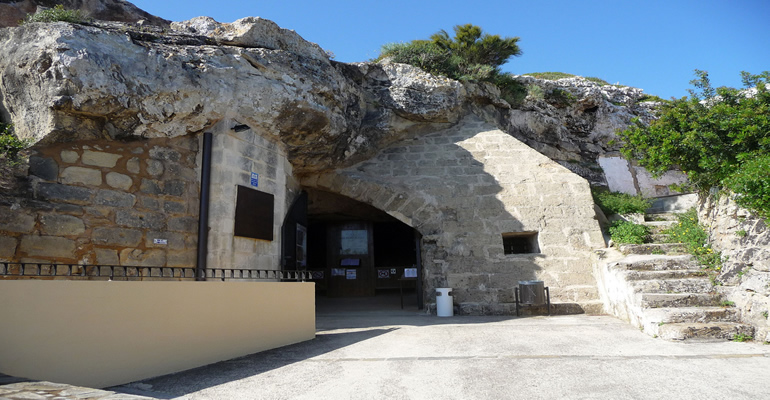 fort marlborough menorca