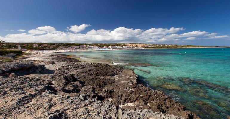 Punta Prima Menorca Photos Punta Prima Menorca