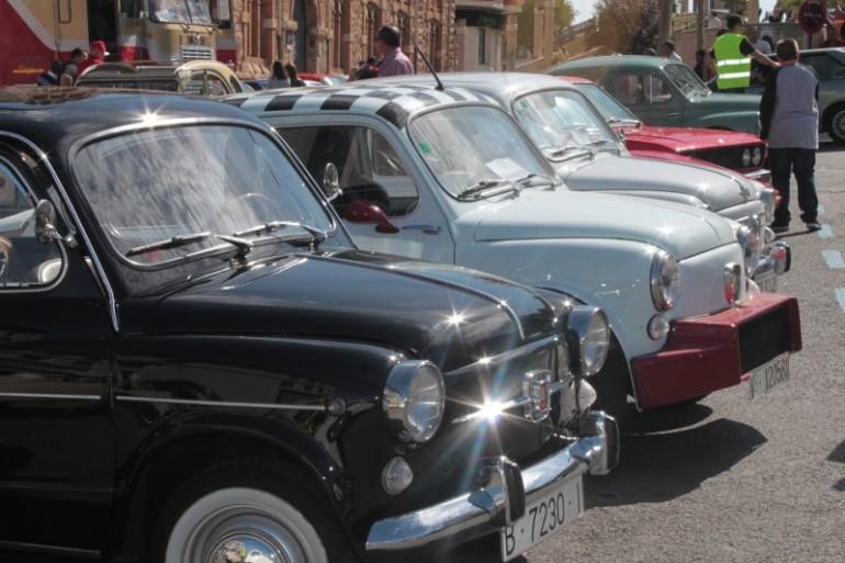 coches antiguos prohibir circulación
