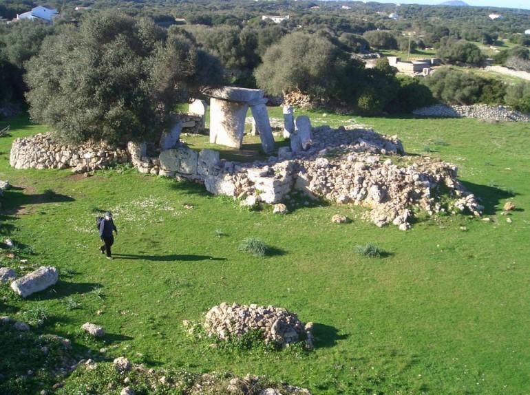 visitas culturales en Menorca