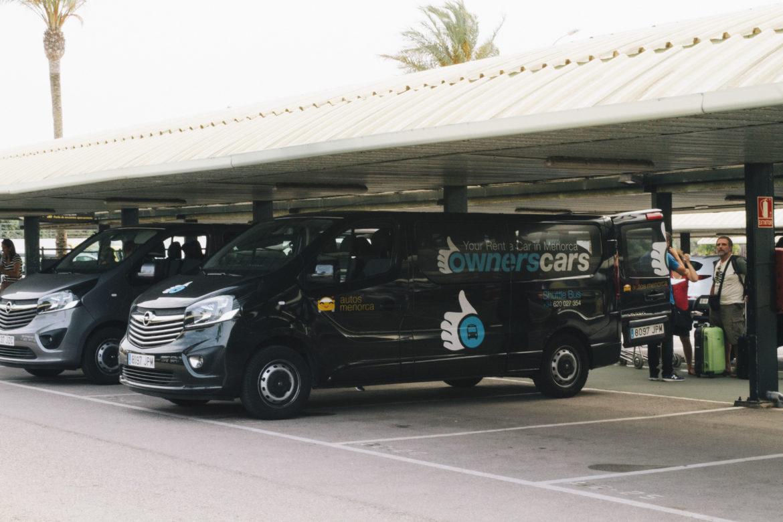 Car Hire Mahon Airport Menorca