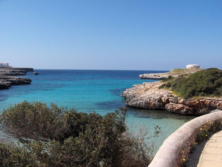 Noleggio auto Menorca.